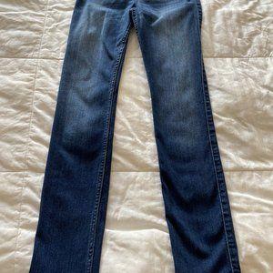 Abercrombie Kids Girl Jegging Jeans 11/12